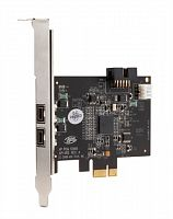 NK653AA Контроллер HP PCIe 1394B API-815 FireWire 2xIEEE1394 LP PCI-E1x For HP xw9400 Z400 Z600 Z800