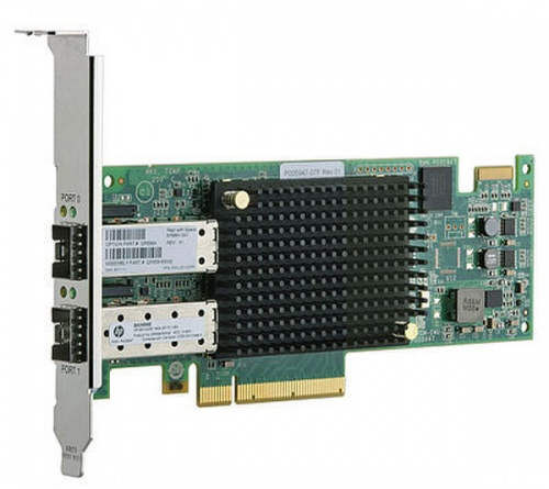 QR559A HP SN1000E Dual Channel 16G Fibre Channel Host Bus Adapter