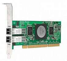 AB379B HP PCI-X dual-port, 4Gb Fibre Channel adapter