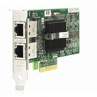 376160-B21 Сетевой Адаптер HP NC571C HSTNS-BN08 10Gigabit Dual Port Quad Channel Infiniband Server Adapter 2x10Гбит/сек Fiber Channel HBA LP PCI-E8x