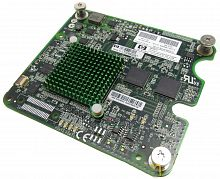 580238-001 Контроллер HP NC551m Dual Port FlexFabric 10Gb Converged Network Adapter