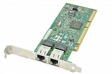 J1679 Сетевая Карта Dell (Intel) PWLA8492MT Pro/1000 MT Dual Port Server Adapter i82546EB 2x1Гбит/сек 2xRJ45 LP PCI/PCI-X