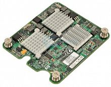 436011-001 Сетевая Карта HP NC325M Multifunction Gigabit Server Adapter Mezzanine Card 2xBroadcom 5715S 4x1Гбит/сек PCI-E For c-Class BladeSystem