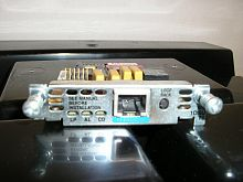 47-4773-02 Модуль Cisco 1-Port T1/Fractional T1 DSU/CSU WAN Interface Card