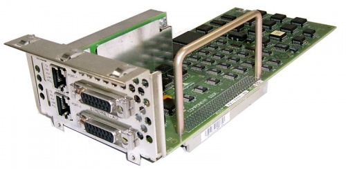 73-1111-05 Контроллер Cisco NP-2E 2 Port Ethernet Module For 4000 4500 4700 Series