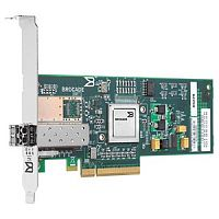 571520-001 Контроллер HP StorageWorks 81B PCI-e Fibre Channel Single Port Host Bus Adapter
