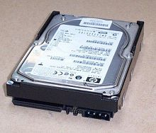 P3579A Hewlett-Packard 73.4GB 10K ULTRA3 WIDE SCSI-3 LP LP1000/2000R