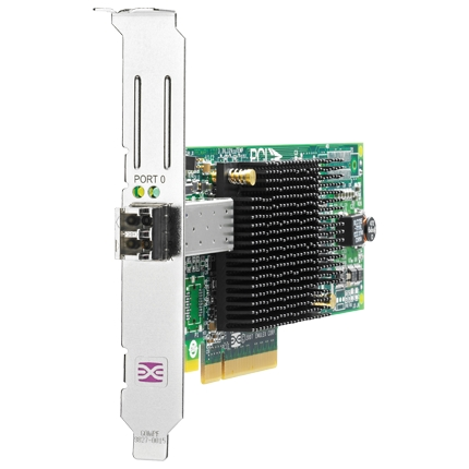 AJ762A HP 81E FC Host Bus Adapter