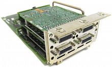 73-1186-03 Контроллер Cisco NP-4T 4T-NIM Quad Port Serial Card For 4000 4500 Series
