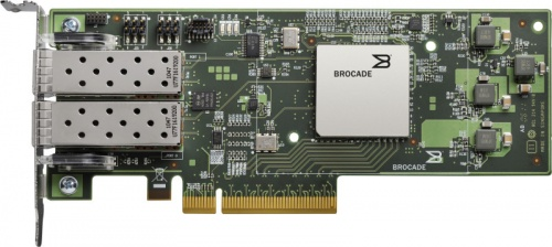 B1020 Контроллер Brocade 1020, Dual Port 10Gb SFP+