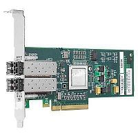 571521-001 Контроллер HP HP StorageWorks 82B PCI-e Fibre Channel Dual Port Host Bus Adapter