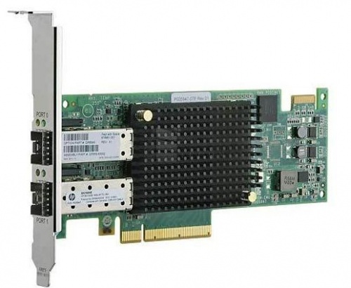 BK835A HP CN1100E Dual Port Converged Network Adapter