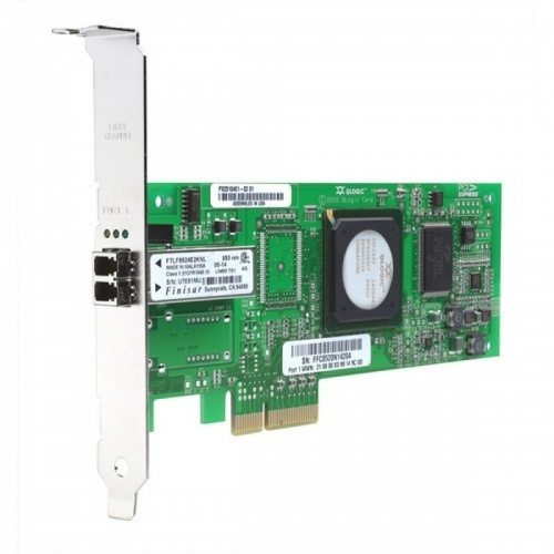 A8002B HP FC2142SR 4Gb 1-port PCIe Fibre Channel Host Bus Adapter