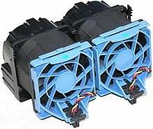 2X176 Вентилятор Dell [Delta] Brushless FFB0612EHE 1.2A 12v 8000 об/мин 50.2CFM 54.5dB 60x60x38mm для Poweredge 2650