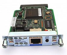 WIC-1DSU-T1-V2 Модуль Cisco 1-Port T1/Fractional T1 DSU/CSU WAN Interface Card