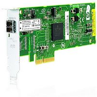 404986-001 Hewlett-Packard BLc QLogic QMH2462 Dual Port 4GB FC HBA