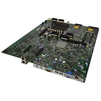 412324-001 Системная плата System I/O board assembly Includes four PCI-X slots, optional PCI mezzanine slot, rear panel serial port, video port, two NIC ports, mouse port, keyboard port, two USB ports, and iLO NIC port для DL580 G3