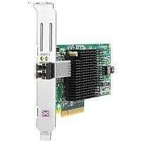 AJ762B HP 81E 8Gb 1-port PCIe Fibre Channel Host Bus Adapter