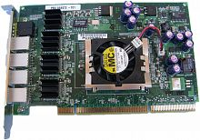 A64572 Сетевой Адаптер Intel PVXB Quad Port Fiber Channel HBA PCI-X