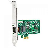 FH969AA Сетевая Карта HP [Intel] EXPI9301CT Pro/1000 CT Gigabit Desktop Adapter i82574L 1Гбит/сек RJ45 LP PCI-E1x