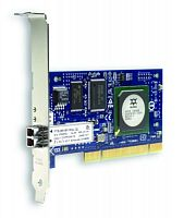 G7596 Сетевой Адаптер Dell (Qlogic) QLA200 FL0210403-24 2Гбит/сек Single Port Fiber Channel HBA PCI