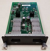 S50-01-10GE-2P FORCE10 NETWORKS 2-PORT 10 GBE XFP MODULE