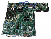 NK937 Материнская Плата Dell i5000P Dual Socket 771 8FBD 2PCI-E8x Riser SVGA 2GbLAN E-ATX 1333Mhz For Poweredge 1950