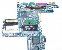 NF554 Mb Для Ноутбука Dell i915GM S478MB(479) 2DDRII IGM 128Mb AD1981B LAN1000 For Latitude D610