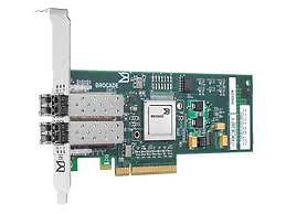 571519-001 Контроллер HP 42B PCIe 4Gb Fibre Channel Dual port host bus adapter
