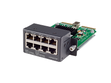 JG313A HPE FlexNetwork 5500 8-port Gig-T Module