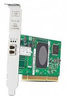 AB378B HP PCI-X single-channel, 4Gb Fibre Channel adapter