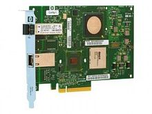 AD221A HP PCIe 1p 4Gb FC and 1p 1000BT Adapter