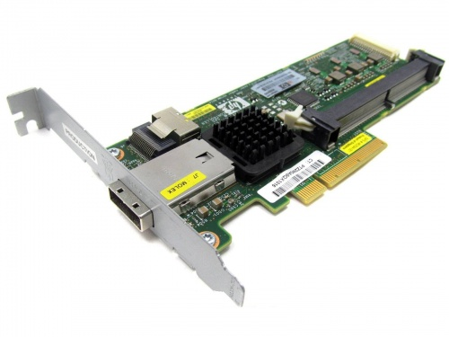 410986-001 HP PCI-X 2.0 to FC for DL385