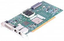AB290A Контроллер SCSI LAN HP LSI53C1030 Int-1x68Pin Ext-2xVHDCI UW320SCSI RAID1/0 2LAN1000 PCI-X For HP 9000 Server rx1620
