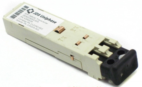 221470-B21 Transceiver SFP HP [JDS Uniphase] JSPR21S002304 2,125Gbps MMF Short Wave 850nm 550m Pluggable miniGBIC FC4x