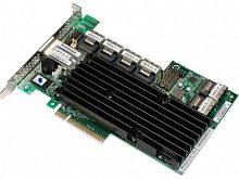 9280-24I4E LSI 24-Port Int, 6Gb/s SAS, Pcle 3.0 8X HBA; RAID0/1/10/5/6; 512M; 4P Out