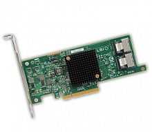 ASR-8885 ADAPTEC 8 Int/8 Out, 12Gb/s SAS, Pcle 3.0 8X HBA; RAID0/1/10/5/6; 1024M