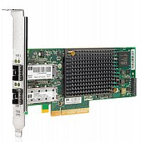 586444-001 Контроллер HP NC550SFP Dual Port PCI-e x8 10GbE Server Adapter