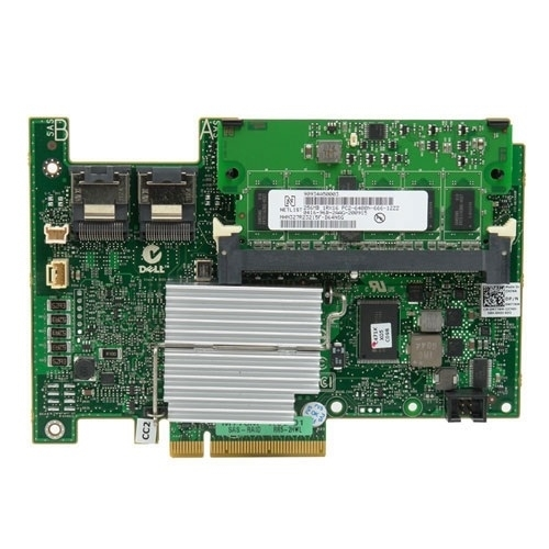 406-10695 Dell QLogic QLE2562 Dual Port 8Gbps Fibre Channel PCIe HBA Card, Full Height