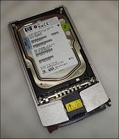 BF0368A4B9 36.4 GB, Ultra320, 15K, SCA 80 pin ,1-inch