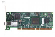 Emulex LightPulse LP9802-E FC1020042 EMC L2A2245 2Гбит/сек Single Port Fiber Channel HBA LC LP PCI-X